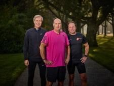 Man van Caroline kreeg hartinfarct bij marathon: 'Kreeg appjes of het klopte dat hij dood was'