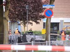 Straat in Nijkerkerveen afgesloten vanwege gaslek