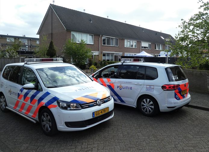 De politie doet nog volop onderzoek in Haaksbergen.