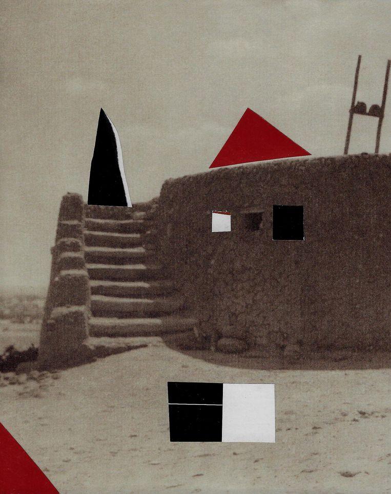 Bob Bunck, Edward Curtis expositie bij Arttra. Beeld Bob Bunck