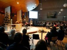 Top2000-kerkdienst met pils en pinda's in Veldhoven
