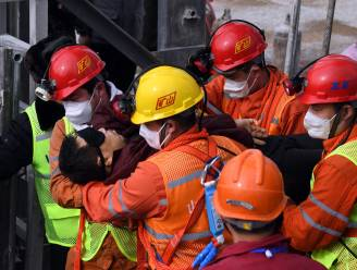 21 mijnwerkers vast in Chinese kolenmijn