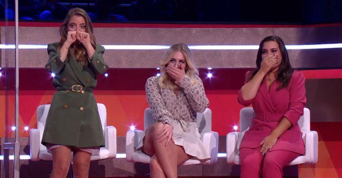 De meiden van OG3NE wisten niet wat ze hoorden.