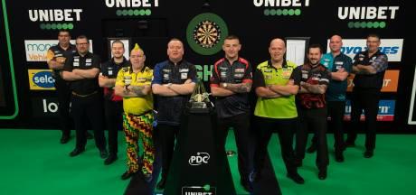 Programma & stand Premier League Darts | Van Gerwen doet uitstekende zaken