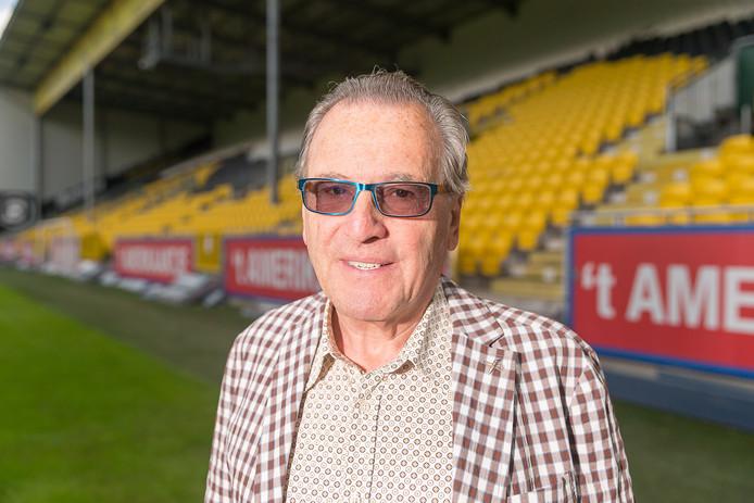 Lokeren-voorzitter Louis De Vries.