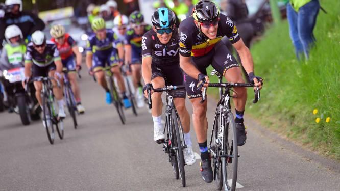 Philippe Gilbert is tweede in WorldTour-ranking, op ruime afstand van Greg Van Avermaet