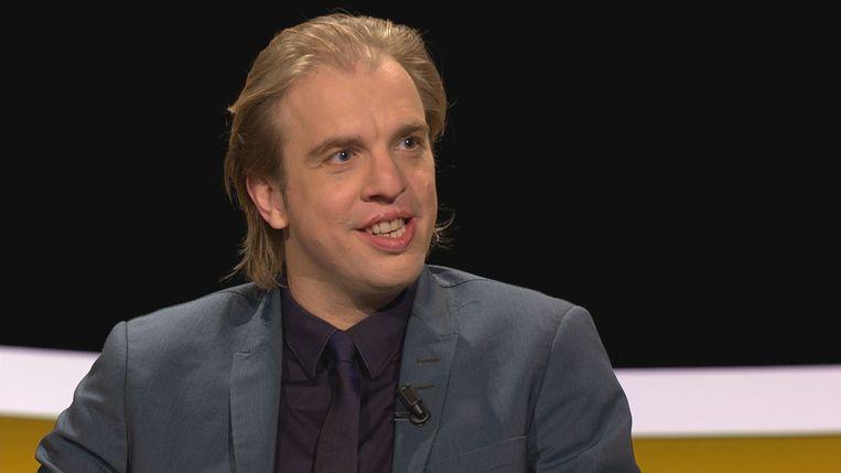 Jan Jaap van der Wal. Beeld SBS