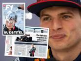AD pakt weer flink uit met de start van het nieuwe Formule 1 seizoen