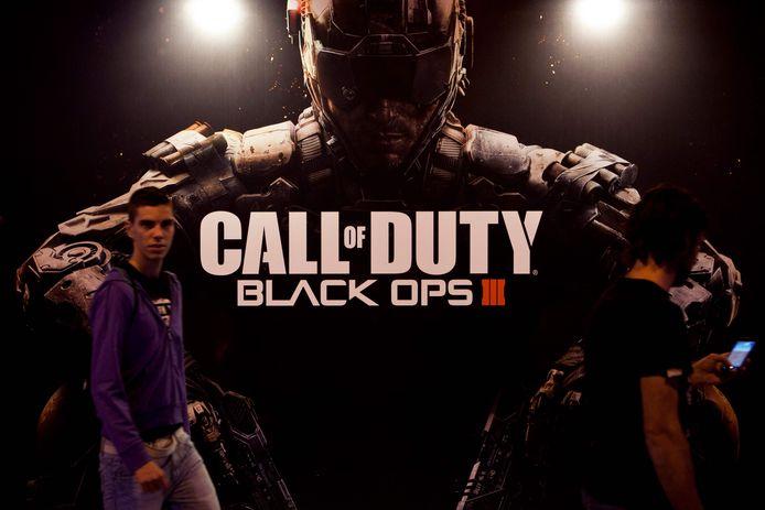 Activision Blizzard is het bedrijf achter onder meer het populaire computerspel 'Call of Duty'.