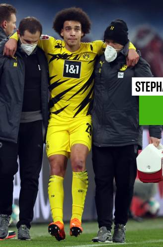 """Onze chef voetbal over de blessure van Witsel en de nationale ploeg: """"Het knippen en plakken dreigt allemaal een beetje veel te worden voor Martínez"""""""