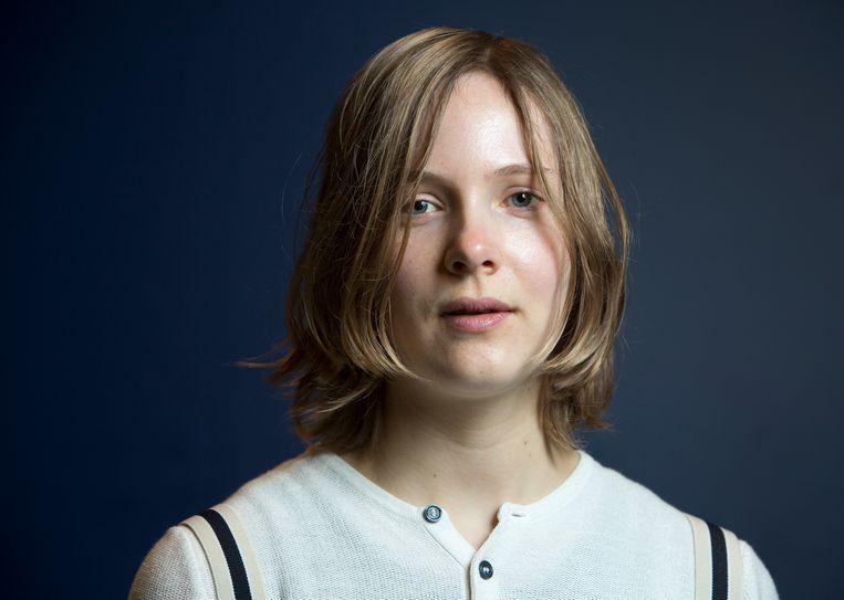 Marieke Lucas Rijneveld. Beeld Hollandse Hoogte