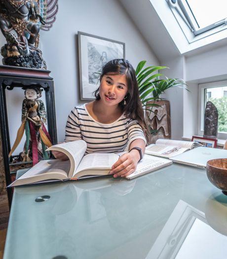 Toen haar moeder overleed aan corona, viel de grote droom van Anniko (17) in duigen. Nu is er weer hoop
