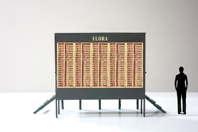 Een 'scorebord' dat actuele informatie geeft over de flora en fauna. Van het aantal steenuilen tot het voorkomen van bittervoorn, steur, libellen en vlooienkruid. Zo leert elke leek over de natuur hier.