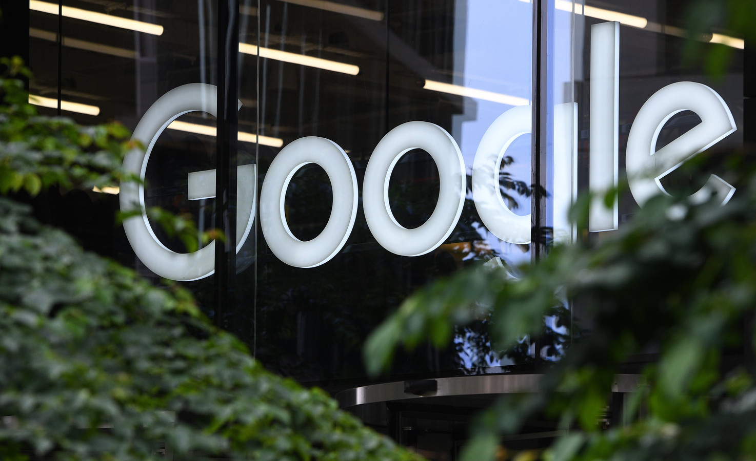 Les bureaux de Google à Londres.