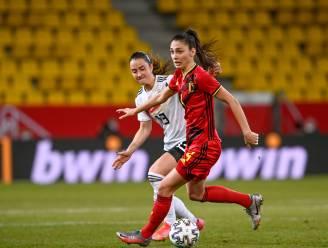 """Na haar debuut bij de Red Flames ontvangt Amber Tysiak (OHL) haar ex-club KRC Genk : """"We hebben iets goed te maken"""""""