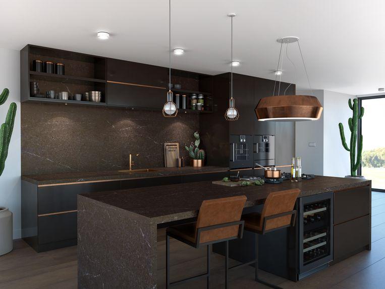 Besteed bij de inrichting van je keuken ook voldoende aandacht aan ergonomie. Laden zijn praktischer dan legplanken.