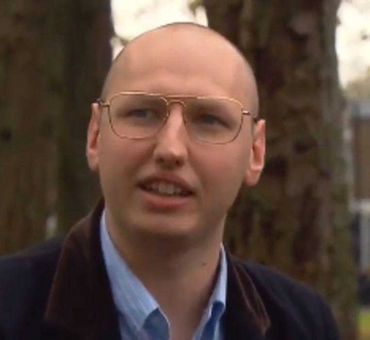 Gus Ootjers: teksten overgenomen van de chartisten. Beeld