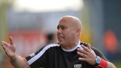 Bartolomé Márquez is de nieuwe trainer van STVV