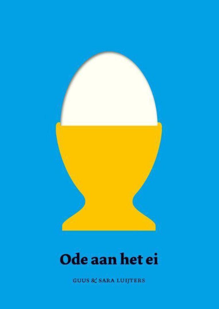 Ode aan het ei. Beeld