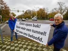 Ook nieuwe coalitie Vught blijft bij bekritiseerd N65-plan; voorstanders tunnel ernstig teleurgesteld