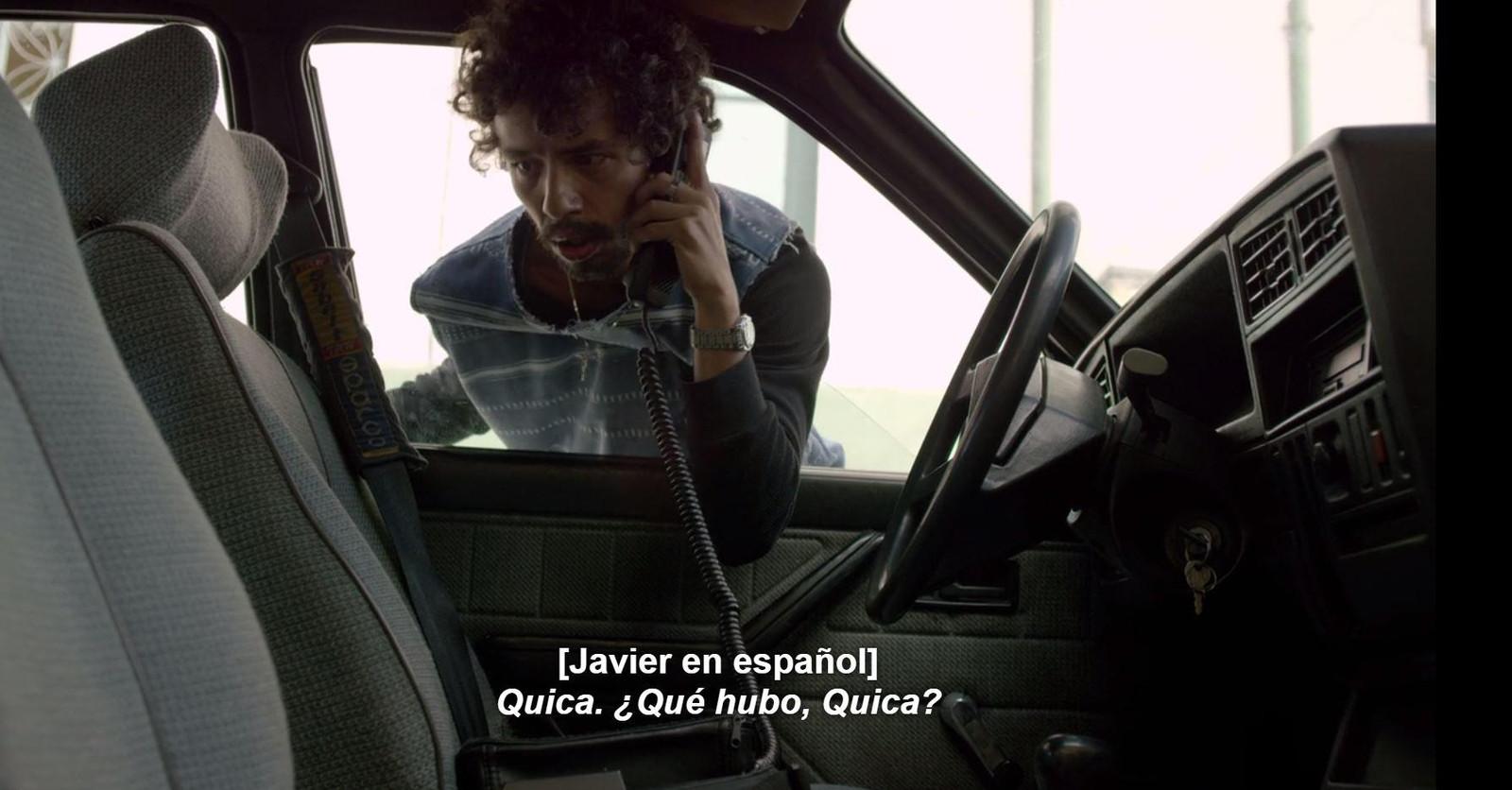 """""""La Quica"""" (Dandenis Muñoz Mosquera) a été emprisonné à New York le 24 septembre 1991. Lors de la fuite de """"La Catedral"""" (juillet 1992), il était déjà derrière les barreaux pour faux et usage de faux""""."""
