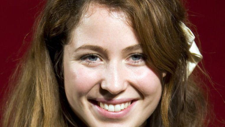 Actrice Sanne Vogel. Foto ANP Beeld