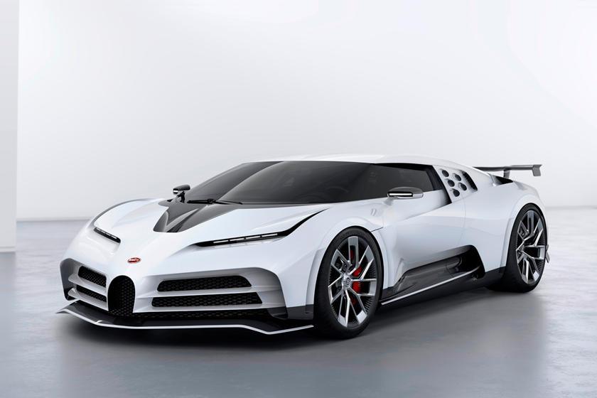 Een Bugatti Centodieci