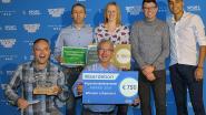 Sportieve gemeente Beerse valt opnieuw in de prijzen