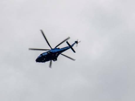 'Wat doet die helikopter boven m'n hoofd?' Dit is de reden!