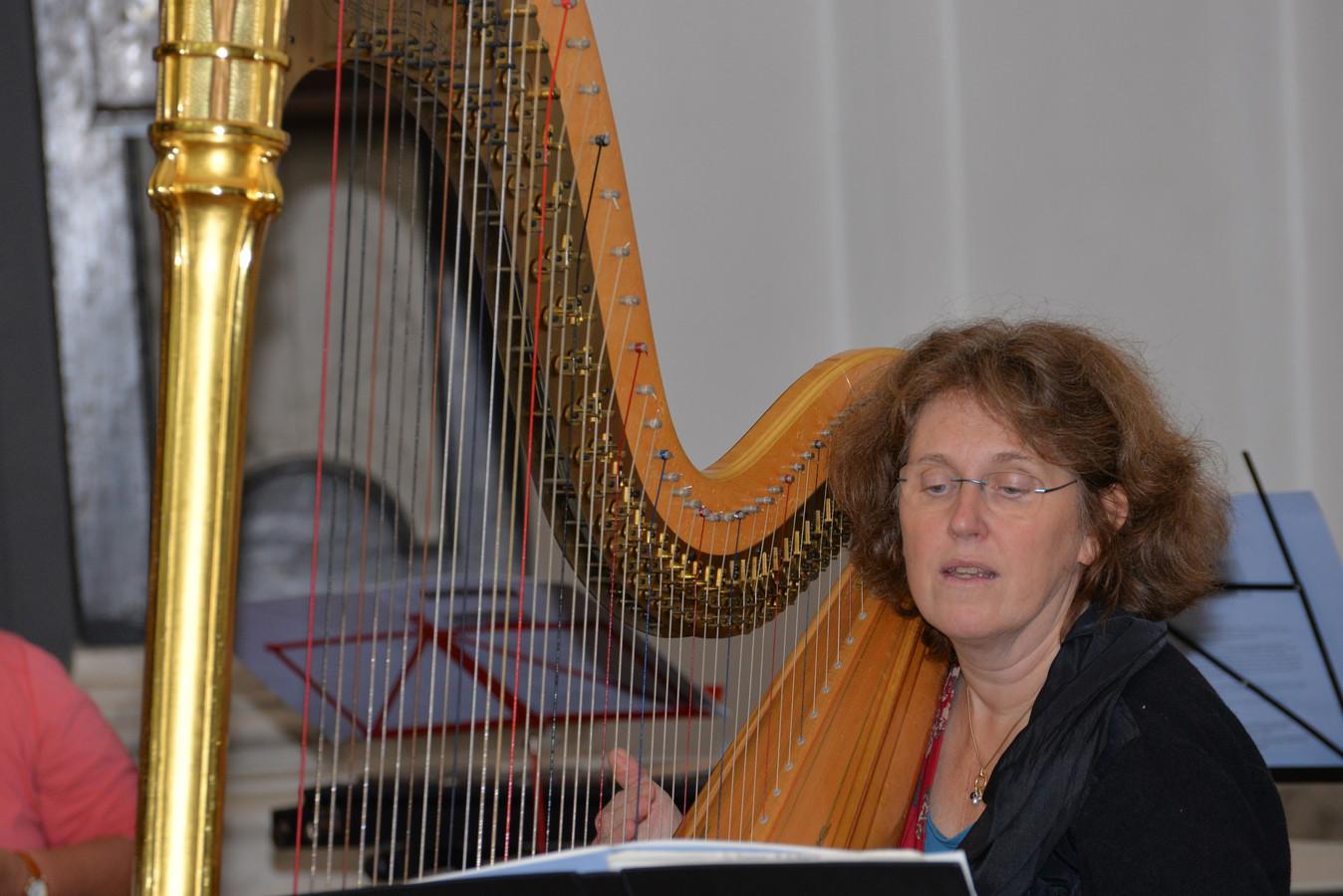 Yolanda Davids van Muziekmeesters Westland