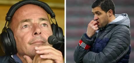 """L'échange (très) tendu entre Marc Delire et Karim Belhocine: """"Moi, je n'ai pas 30 ans de carrière"""""""