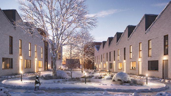 Plan B - project wonen in Vilvoorde.