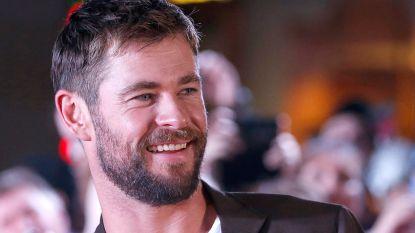 Chris Hemsworth in nieuwe 'Men in Black'-spinoff