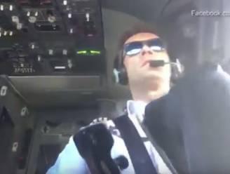 Piloot filmt wat er werkelijk in cockpit gebeurt bij forse turbulentie (en het is niet geschikt voor doetjes)
