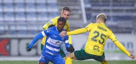 Samenvatting: PEC Zwolle - Fortuna Sittard