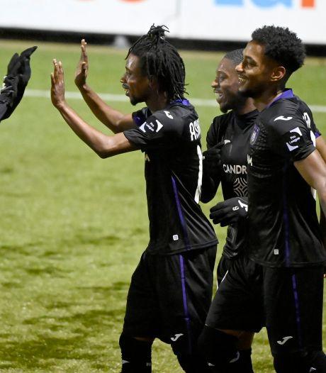 Anderlecht s'en sort sans problème à Liège et s'offre un derby contre l'Union