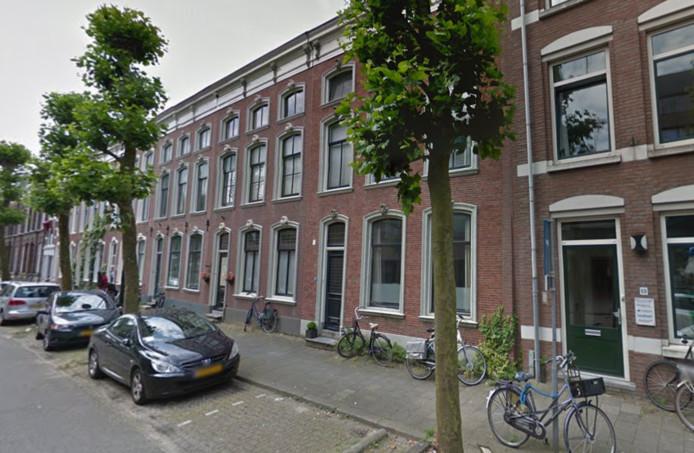 Woningen aan de Goudse Crabethstraat.