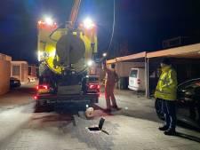 Illegale benzinelozing zorgt urenlang voor indringende stank in Emmeloord