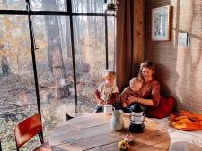 Anki (33) verblijft gratis in vakantiehuisjes in ruil voor foto's op haar Instagram-account