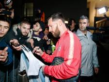 Eindhoven in de ban van bezoek Messi en FC Barcelona
