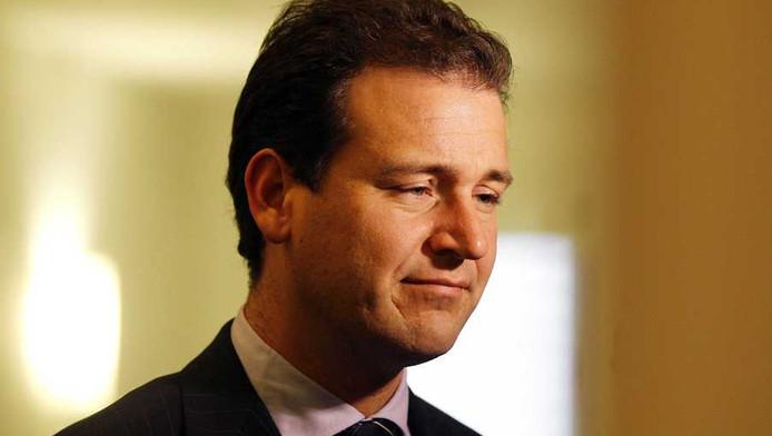 Minister van Sociale Zaken en Werkgelegenheid Lodewijk Asscher na de ministerraad.