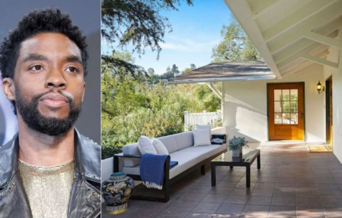 Villa Chadwick Boseman te huur.