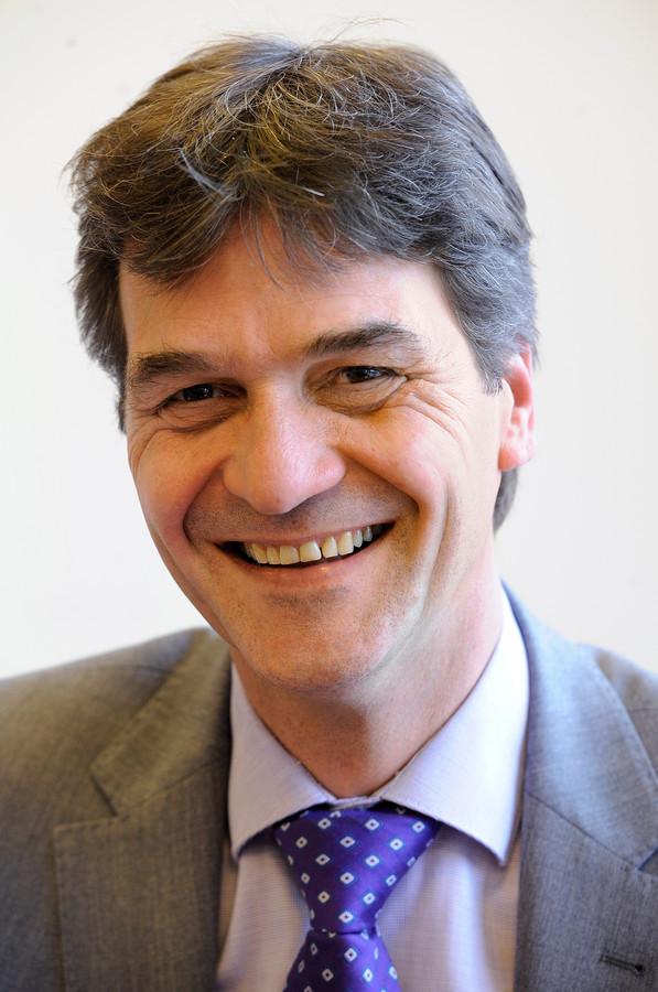 Ferdinand van den Oever, directeur van het Havenbedrijf Moerdijk.