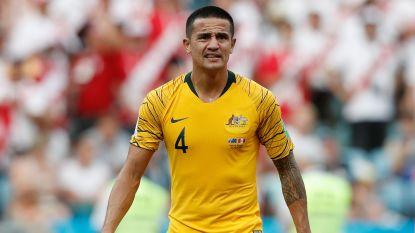 Tim Cahill houdt het voor bekeken bij 'Socceroos'