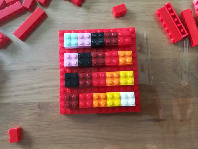 LEGOMASTERS at home: Popit