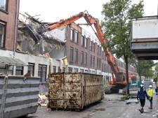 Onbekenden beschadigen machines in Tweebosbuurt, slooplocatie beveiligd