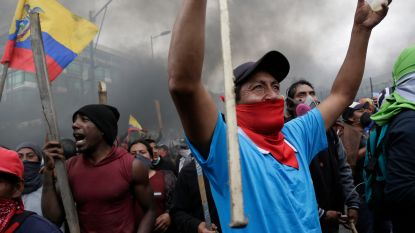 Groeiende onrust in Ecuador: demonstranten bestormen parlement