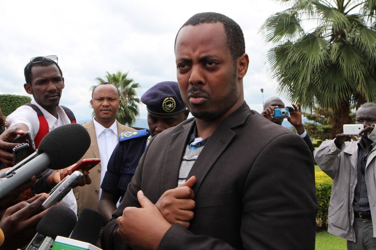 De Rwandese muzikant Kizito Mihigo werd vorige maand dood aangetroffen in zijn cel. Beeld AFP