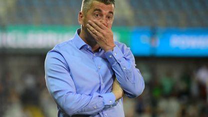 """Custovic zoveelste slachtoffer op trainerskerkhof Freethiel : """"Ik hoop voor hen dat 1 op 15 mijn schuld is"""""""