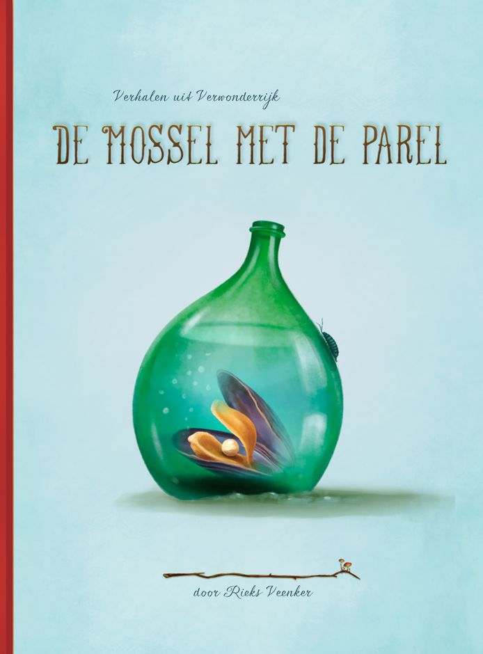 cover De mossel met de parel